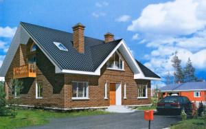 Проект дома 231,4 м.кв.