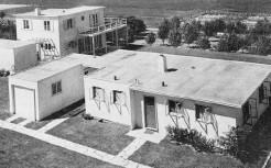 Первые дома из СИП панелей
