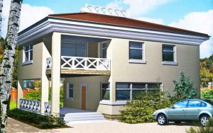Проект дома 189,7 м.кв.