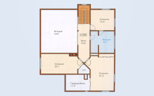 Проект дома 281,6 м.кв.