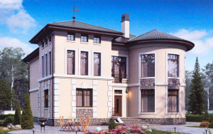Проект дома 284,5 м.кв.