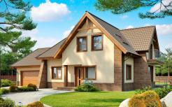 Канадские дома из SIP-панелей