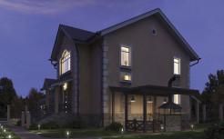 Богатство архитектурных решений при строительстве домов из SIP-панелей